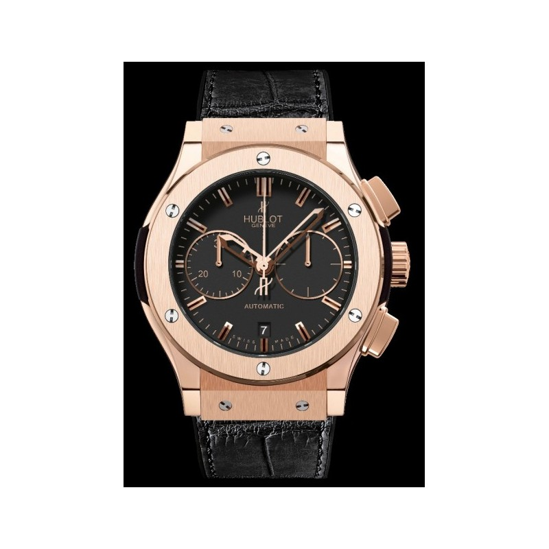 Hublot Big Bang King Power Black Magic Chronograph Watch   ALAZ STORE