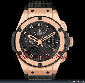 Hublot BIG BANG KING POWER FOUDROYANTE ROSE GOLD 48mm LIMITED 500 for
