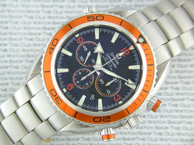 omega seamaster co axial chronometer precio